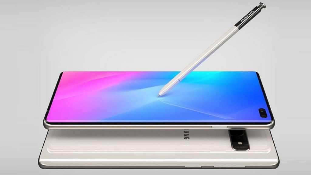 Буквально сразу после презентации Galaxy S10 в сети стали появляться первые утечки информации о смартфоне Note 10 По неофициальным данным окончательное название модели