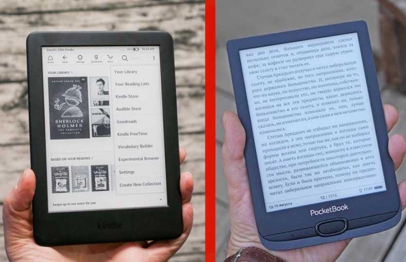 10 лучших недорогих электронных книг – рейтинг 2020
