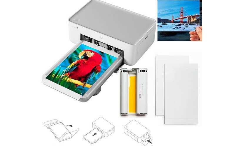 Топ-7 лучших мини-принтеров для телефона: обзор, отзывы