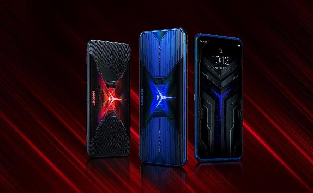 Lenovo презентовала игровой смартфон legion duel