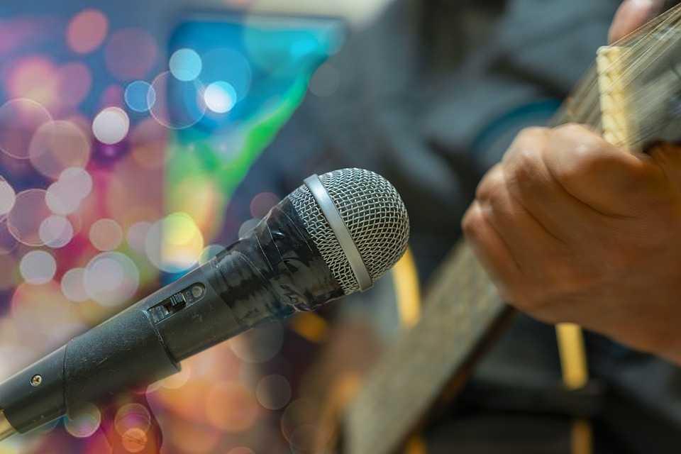 Как работает микрофон караоке: устройство и принцип