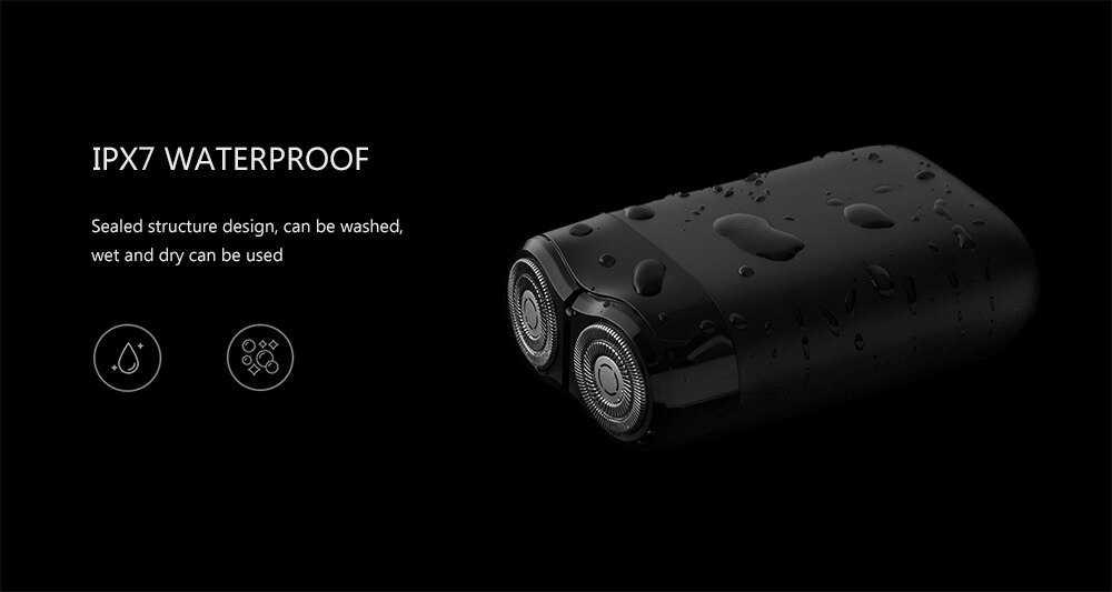 На AliExpress уже стартовали продажи электрической бритвы Xiaomi Mijia MSX201 с ценником всего в 19 долларов Невзирая на такую стоимость модель получила влагозащитный