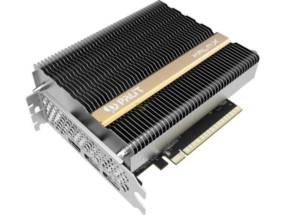 Обзор видеокарты palit geforce gtx 1650 kalmx: абсолютный ноль