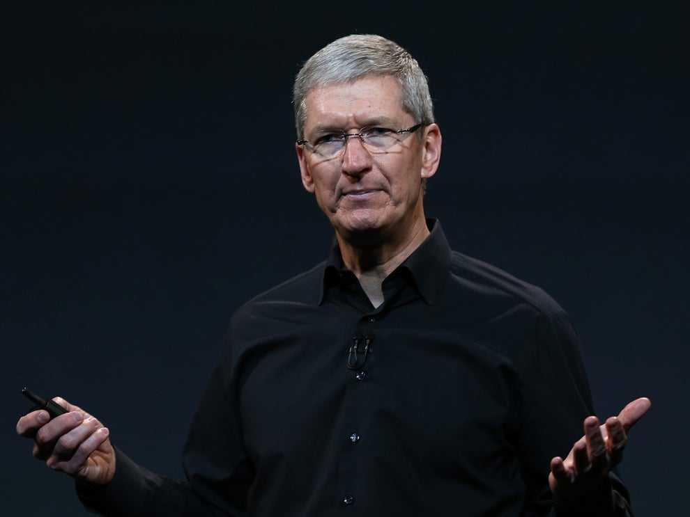 Состояние главы apple тима кука превысило миллиард долларов - блумберг