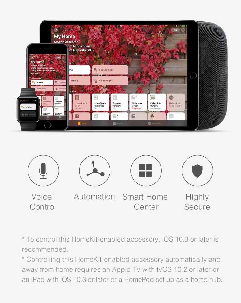 Apple homekit - умный дом, как подключить акссессуары и устройства