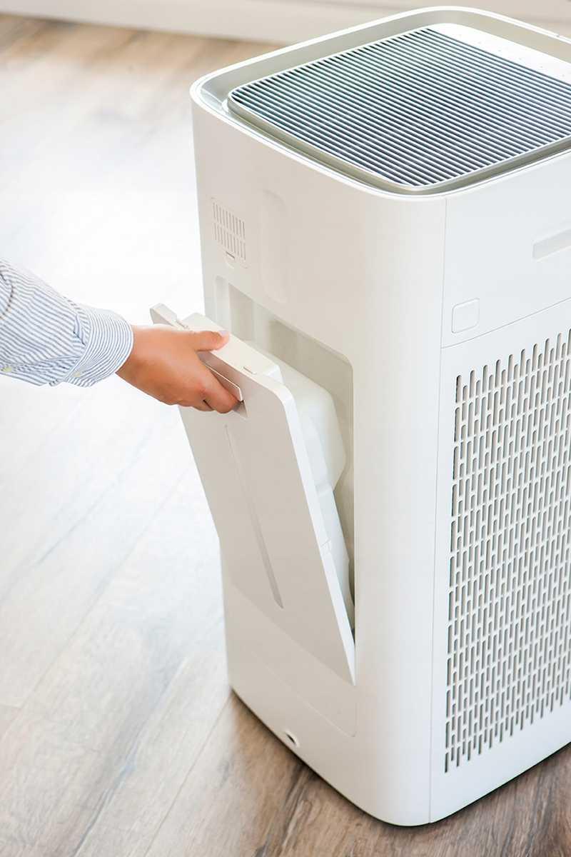 Как выбрать очиститель воздуха для квартиры и дома от пыли