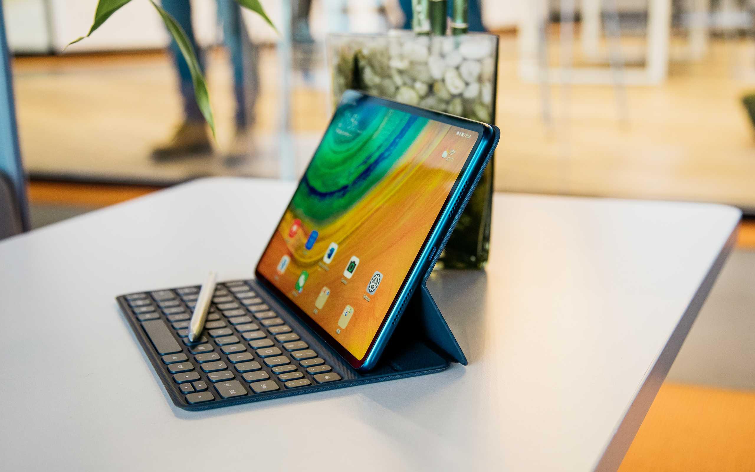 Обзор планшета huawei matepad pro: айпад для тех, кто предпочитает android / планшеты