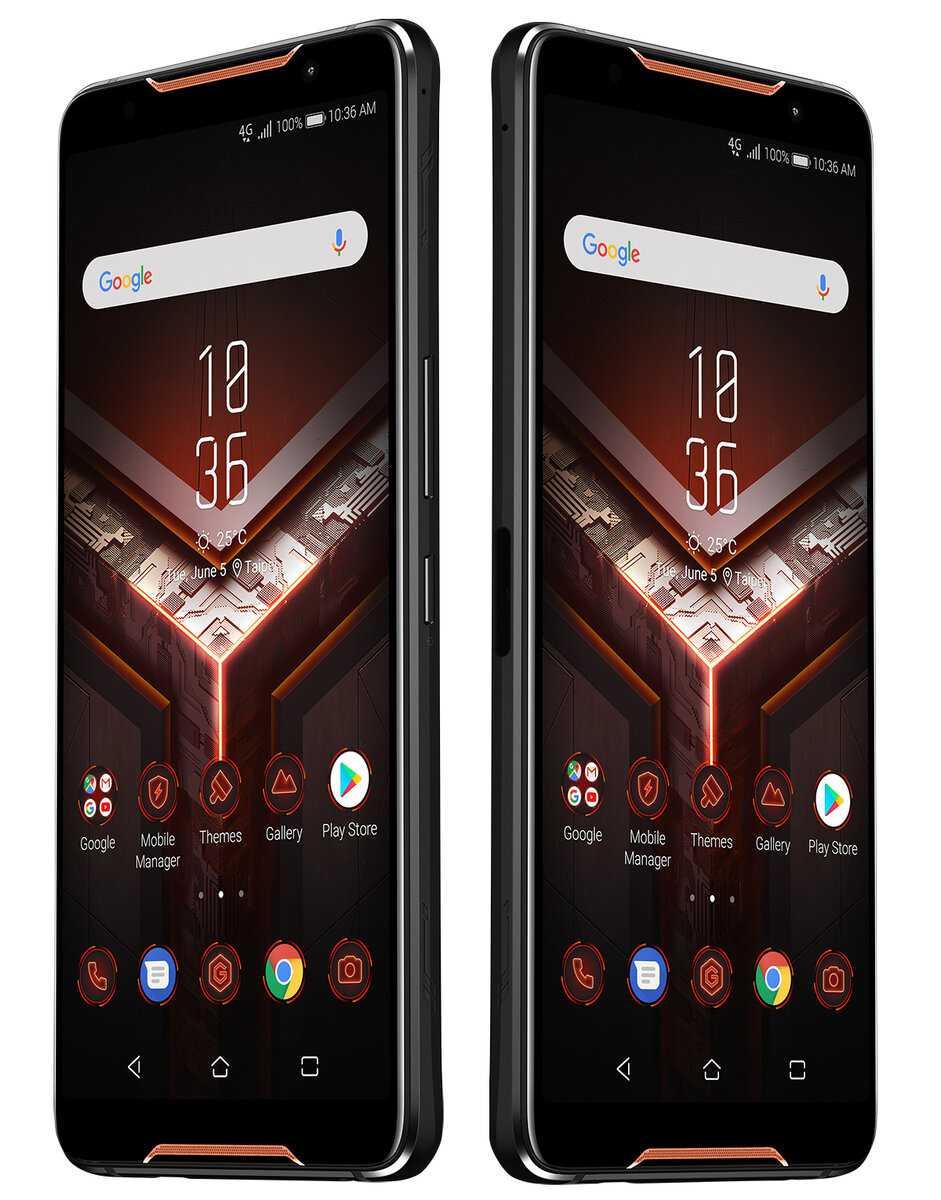 Asus rog phone 2 global vs tencent edition comparison!