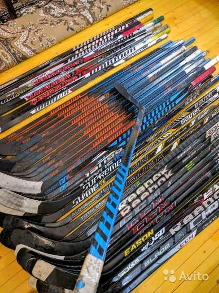 Как выбрать клюшку для хоккея по росту, особенности подбора жесткости и хвата