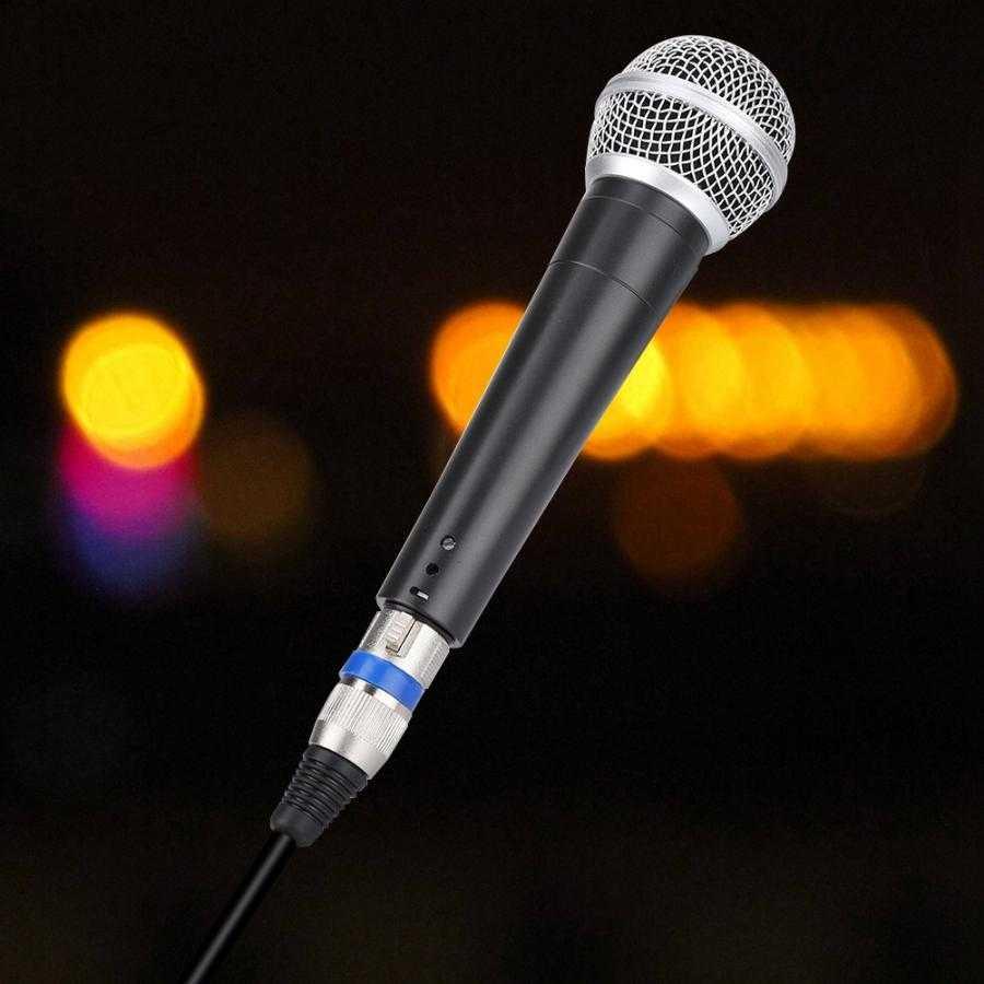 Как зарядить караоке микрофон