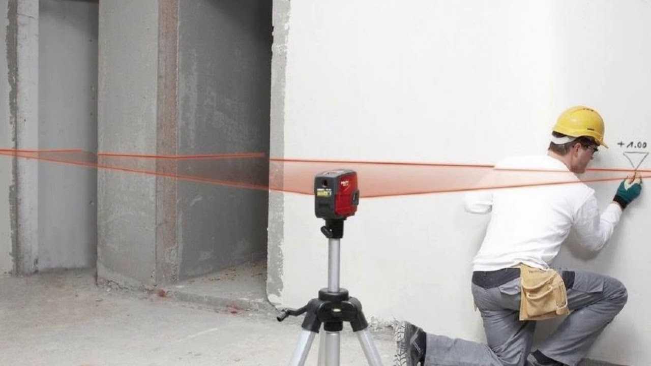 Как выбрать лазерный уровень или нивелир - критерии выбора + видео