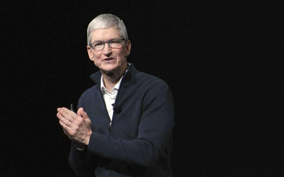 Состояние главы apple тима кука превысило миллиард долларов - блумберг ► последние новости