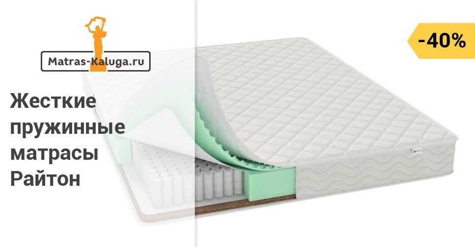 Почему матрас для кровати— это важно, и как его выбрать