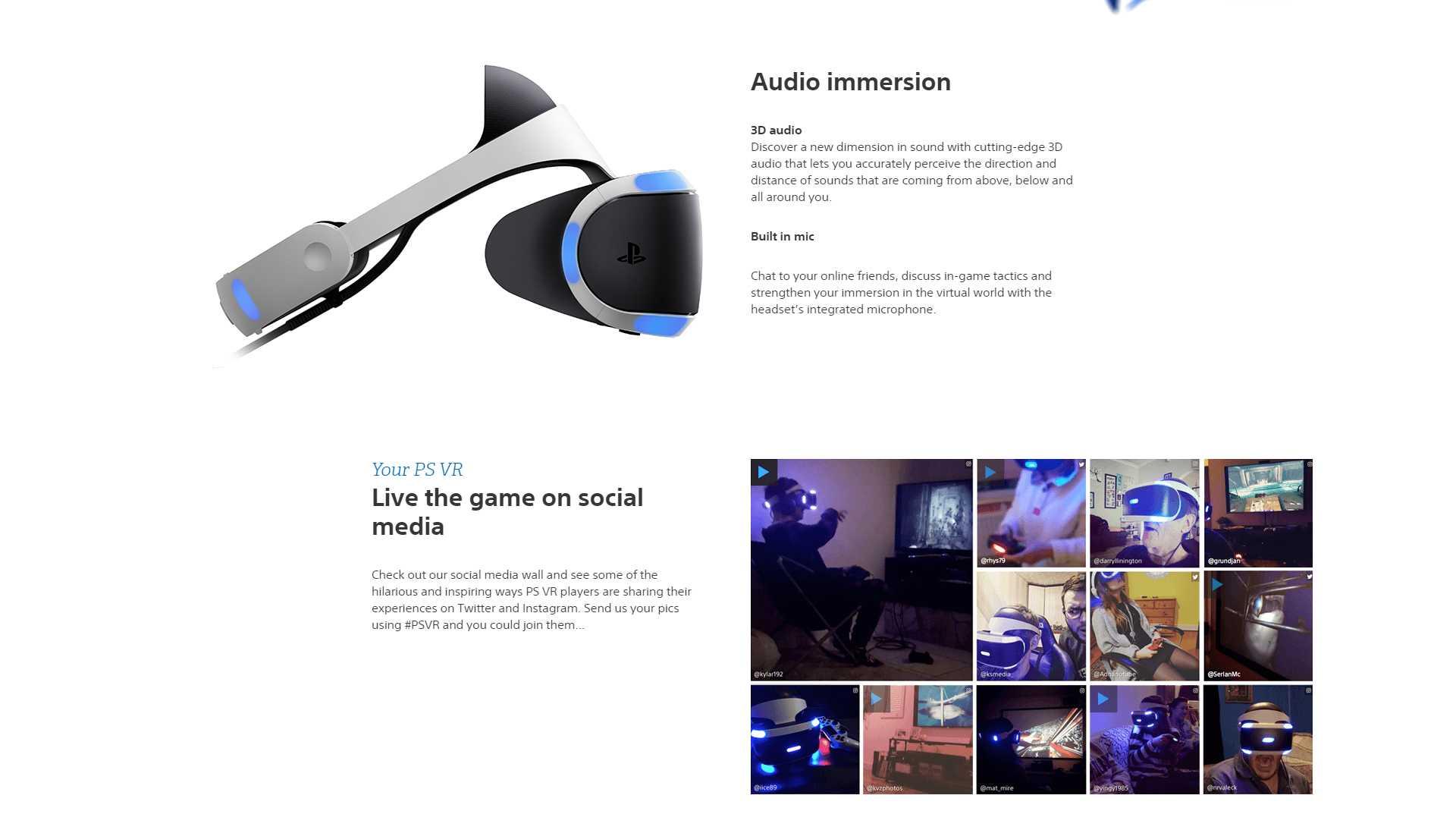 Подробный обзор sony playstation vr очков, где купить и цена