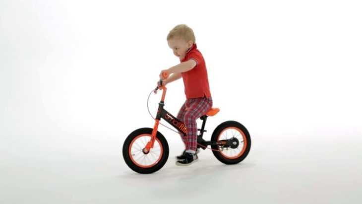 Лучшие беговелы для ребенка