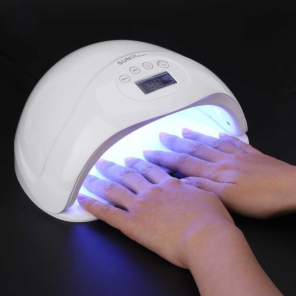 Вредна ли лампа для сушки ногтей и вреден ли гель лак