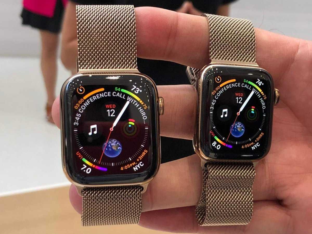 Я распаковал apple watch series 6 и новые монобраслеты. первые впечатления