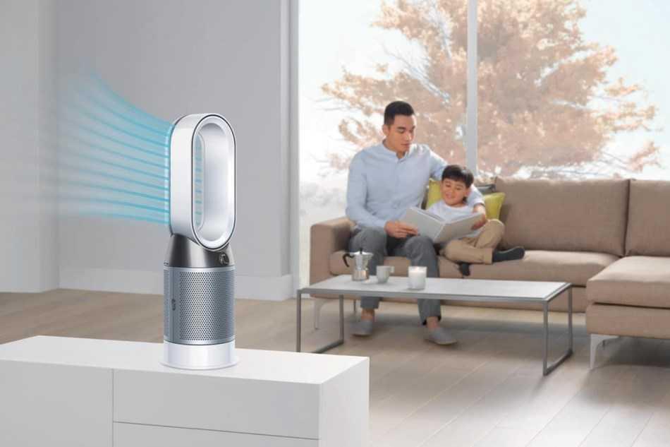 Тест: какой очиститель воздуха лучше? dyson против iqair