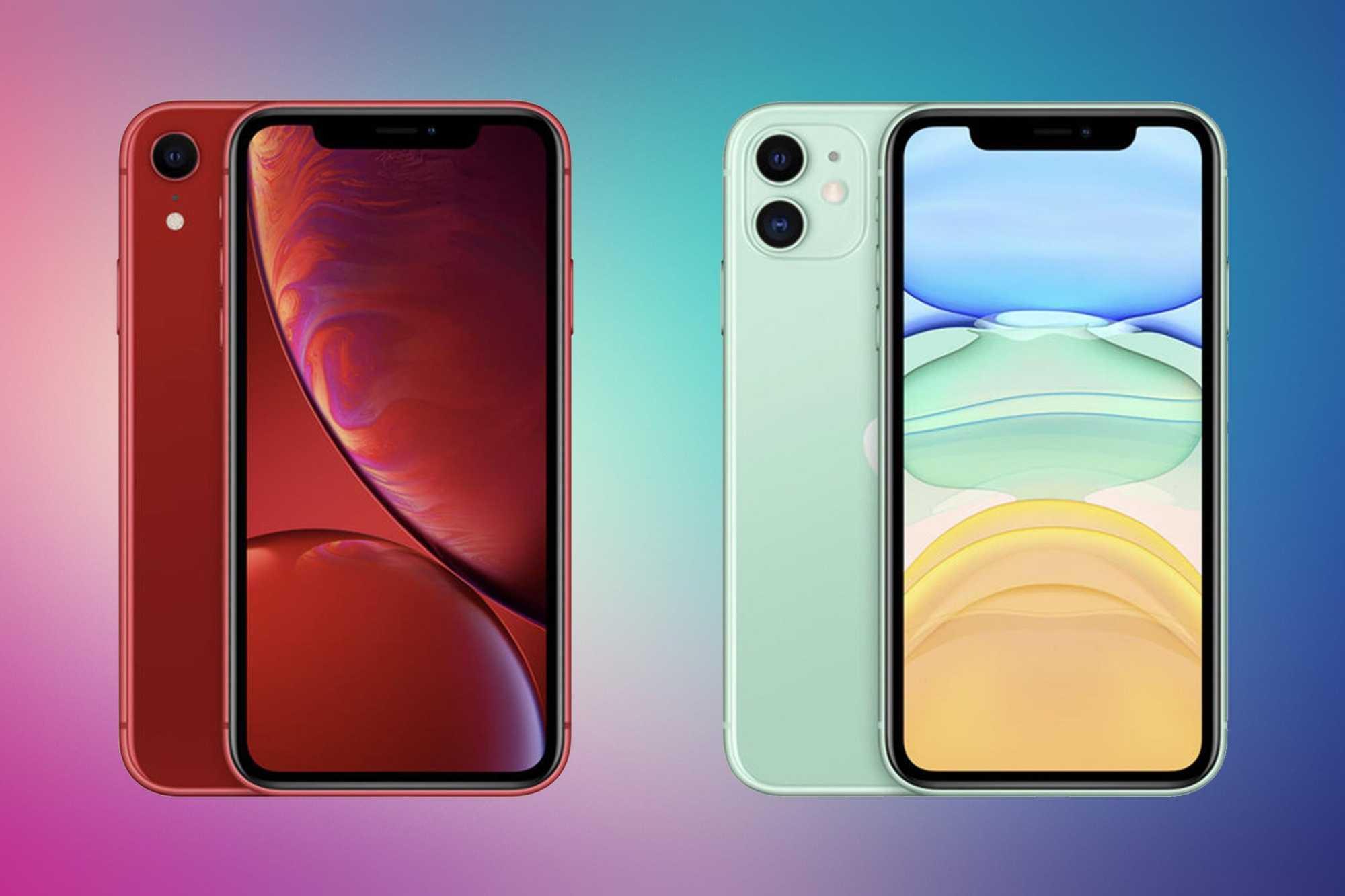 Iphone se 2, iphone 11 и iphone xr: сравнение камер | it-here.ru