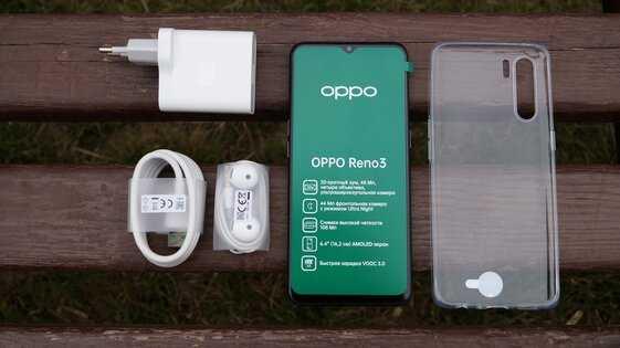 Обзор oppo reno3 – достойный камерофон в среднем сегменте?