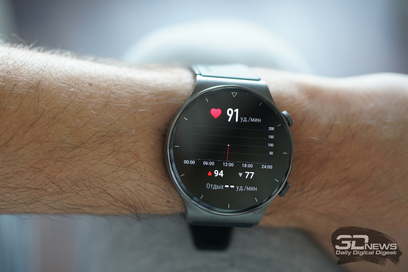 Две недели без подзарядки: обзор флагманских смарт-часов huawei watch gt 2 pro