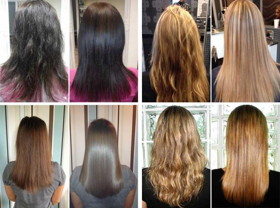 Выпрямление волос надолго: основные способы. выпрямление волос в домашних условиях