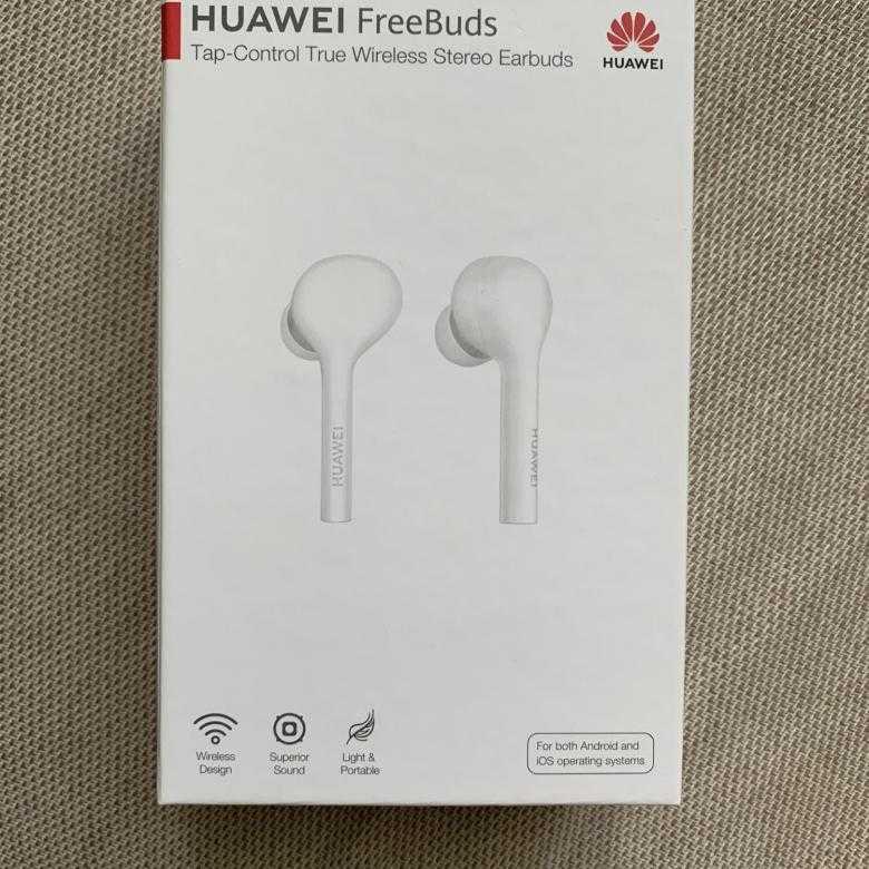 Компания Huawei официально сообщила о старте продаж наушников FreeBuds Lite на территории Российской Федерации Напомним речь идет о бюджетной модели стоимость которой