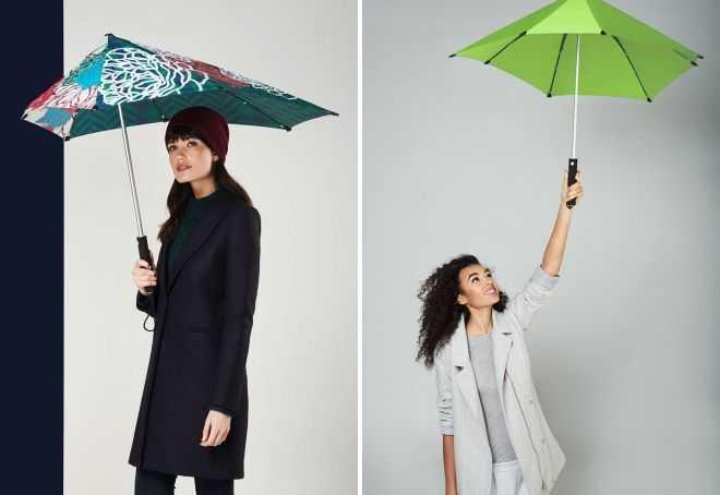 Как выбрать зонт, как ухаживать за зонтом, какой зонт в моде
