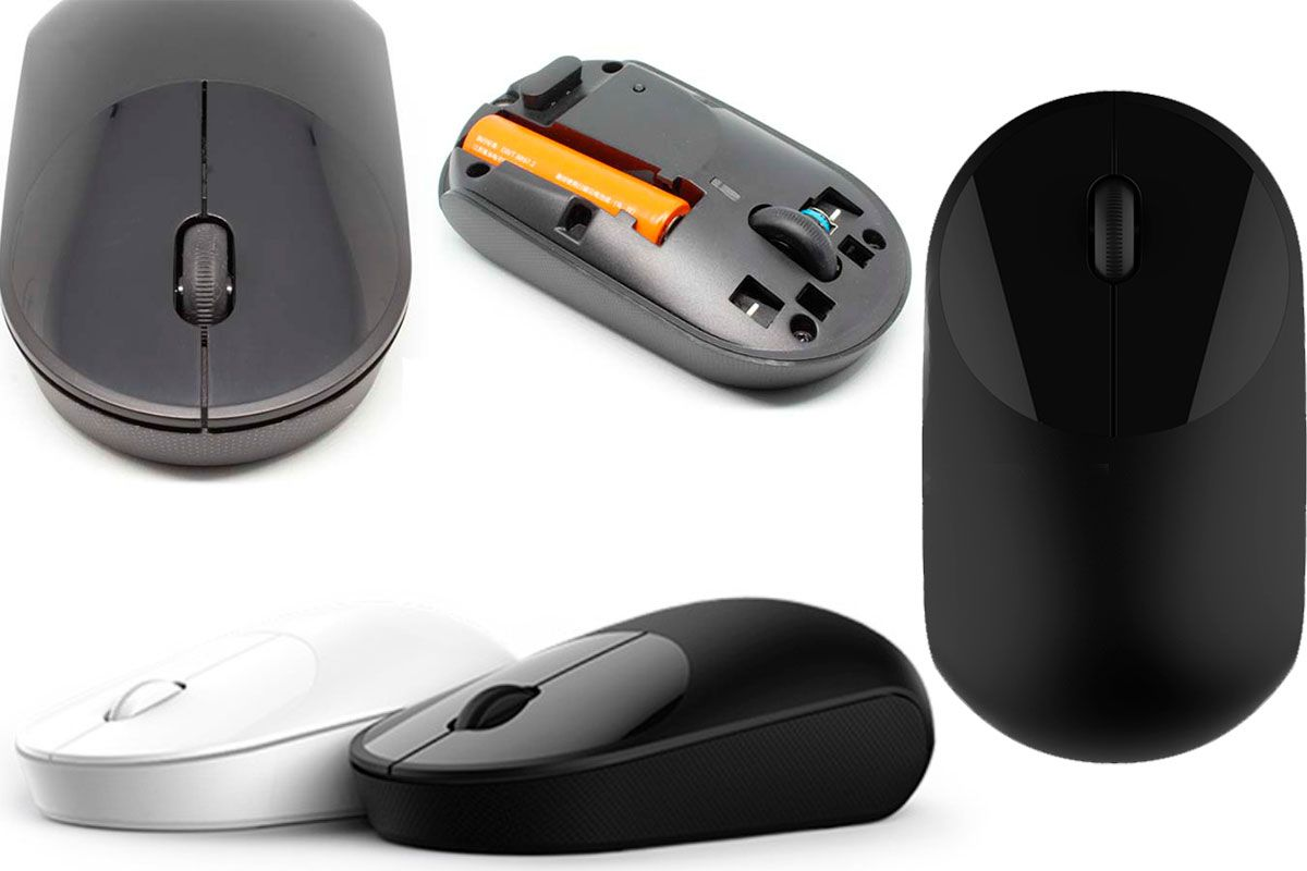 Обзор офисной беспроводной мышки xiaomi wireless mouse 2