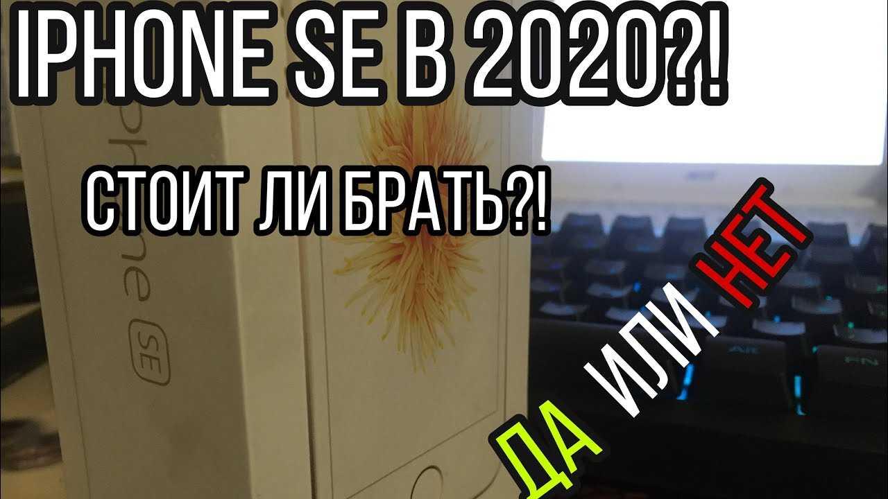 Первые личные впечатления от iphone se 2020 | appleinsider.ru