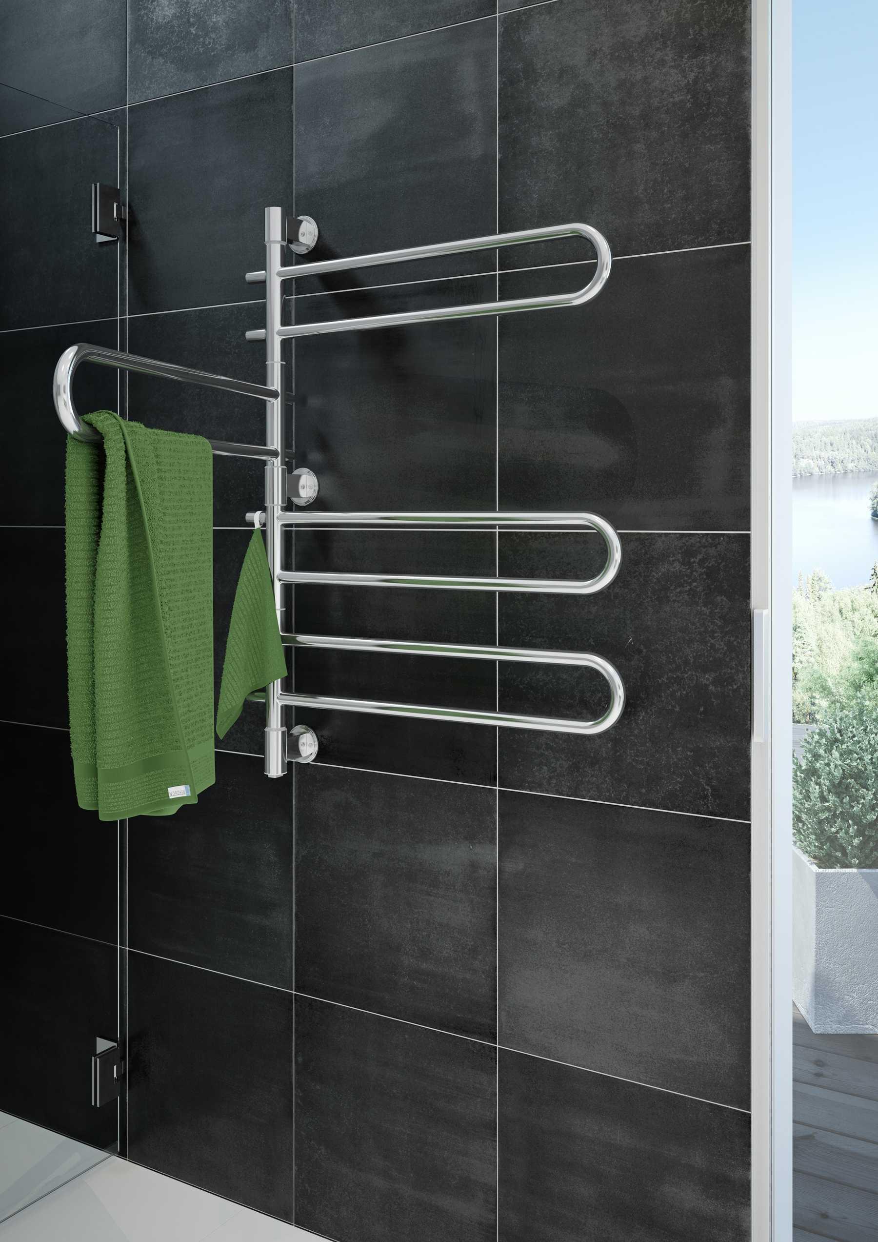 Какой полотенцесушитель лучше электрический или водяной   инженер подскажет как сделать
