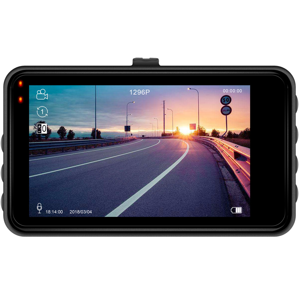 Xiaomi philips cvr108 1-inch 1920 x 1080p mini dash cam
