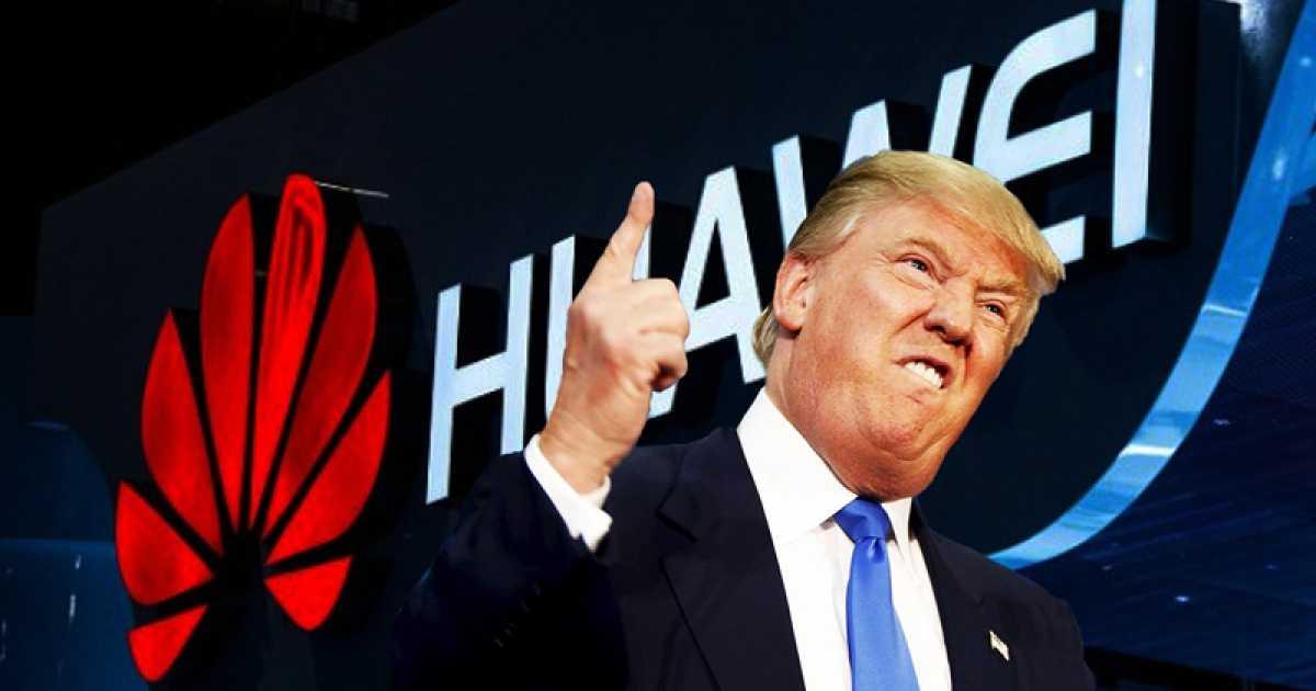 Сша рассматривает ужесточение санкций против huawei и других компаний