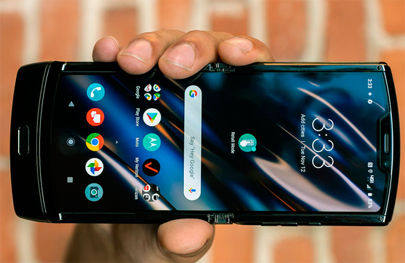 Motorola razr 2020: дата выхода, цена, новости и характеристики