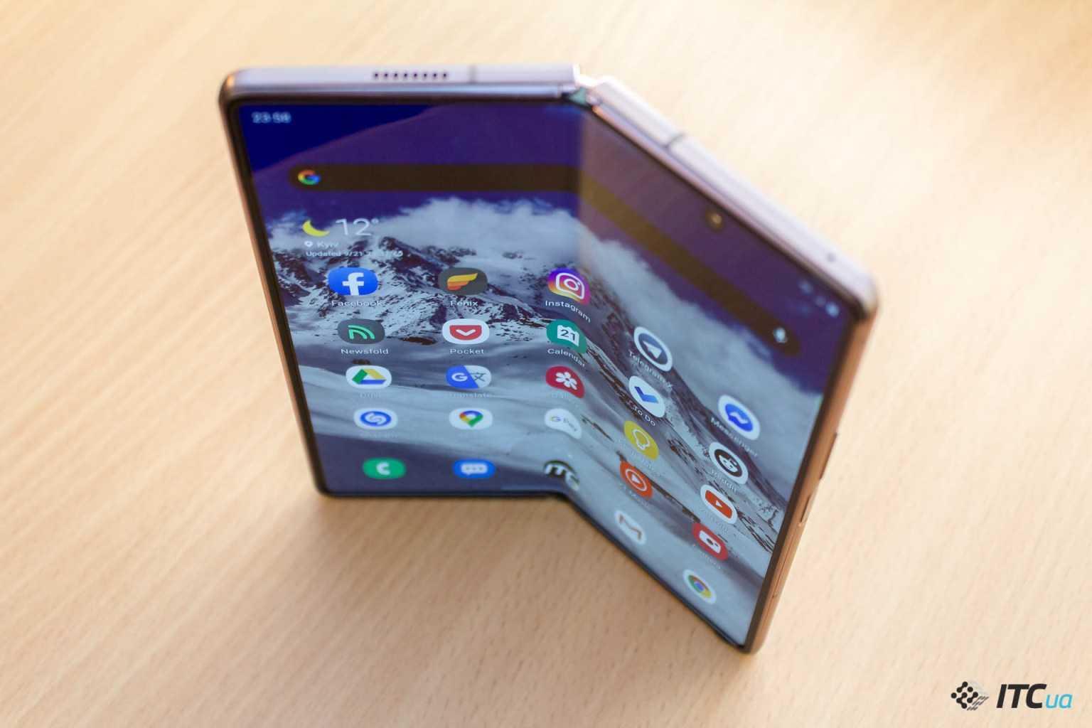 Samsung galaxy z fold 2 – вот как избежать неудач оригинала