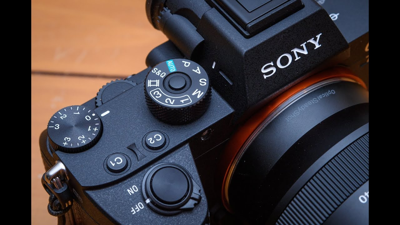 Sony a7r mark iii — первый обзор обновлённой беззеркалки от sony