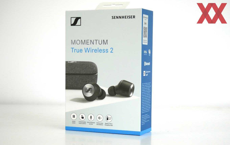 Обзор наушников sennheiser momentum true wireless — wylsacom
