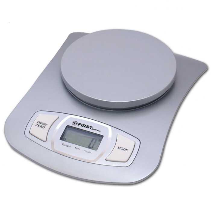 Рейтинг электронных кухонных весов 2018