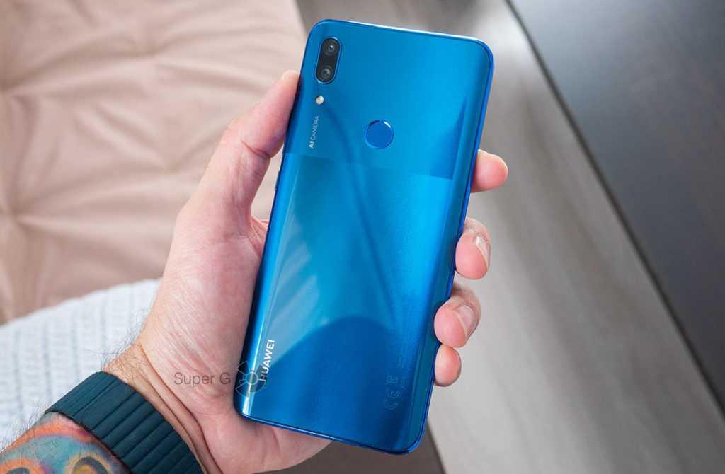 P smart z — обзор смартфона huawei с выдвижной фронтальной камерой - itc.ua