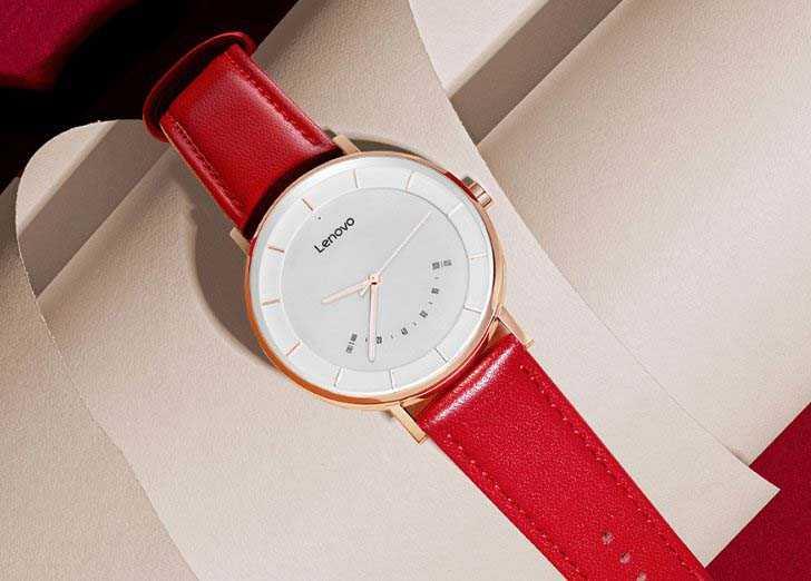 Компания lenovo презентовала смарт-часы lenovo carme