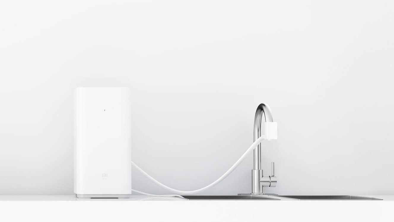 Обзор очиститель воды xiaomi mijia faucet water purifier (mul11) - компактная новинка для кухни