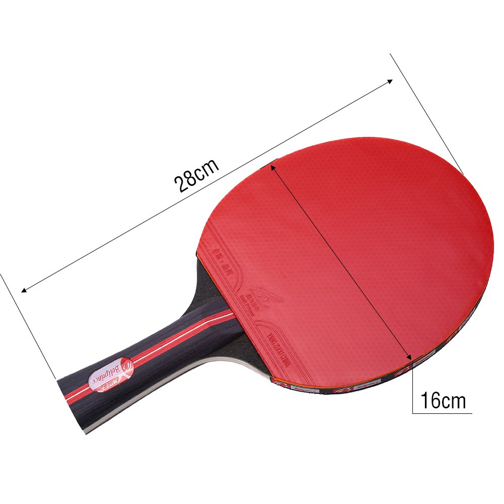 Топ-8 лучших ракеток для настольного тенниса