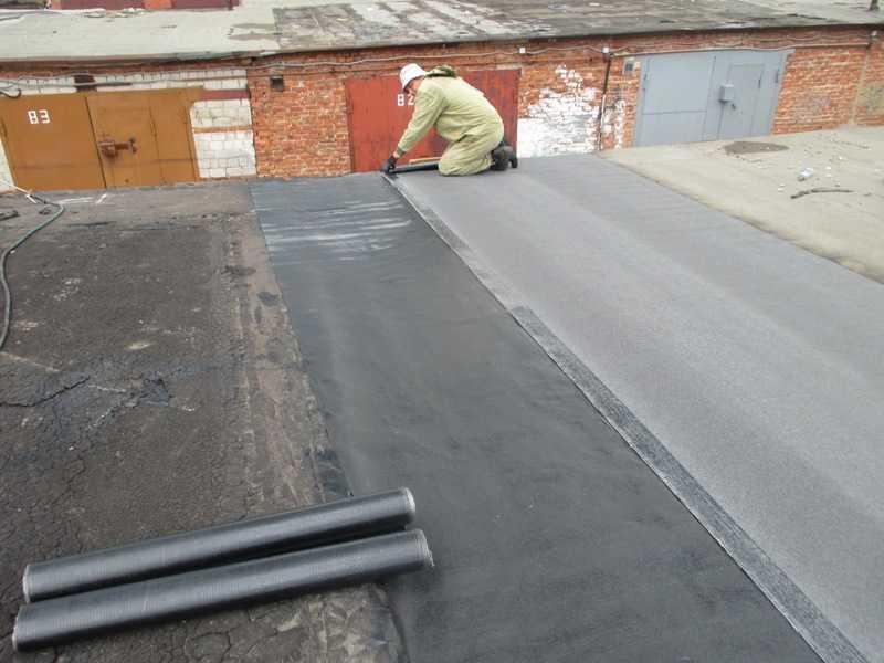 Чем лучше покрыть крышу гаража: чем крыть кровлю, чем кроют, покрытие - варианты