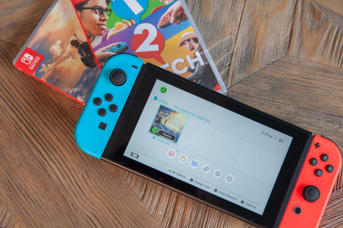 Портативные консоли nintendo: от game & watch до nintendo switch / блог компании western digital / хабр
