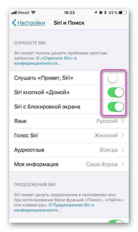 Apple рассказала, какие ваши данные собирает siri