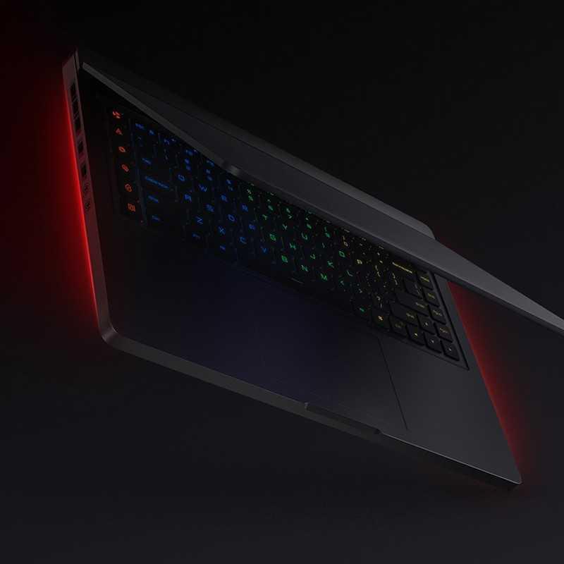 На выставке электроники chinajoy, xiaomi представила ноутбуки - геймерский mi gaming laptop и ультратонкий mi notebook pro gtx edition