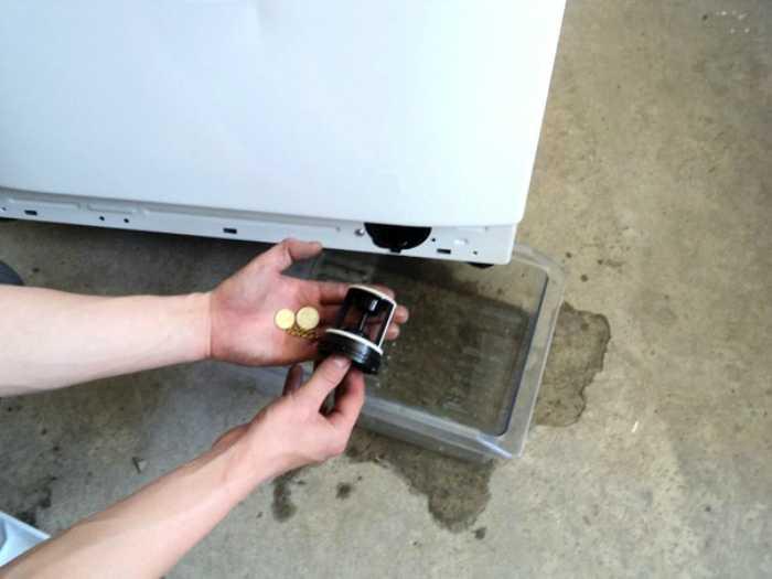 Как почистить фильтр в стиральной машине самсунг: инструкция по чистке сливной помпы samsung, в т.ч. в машинке диамонд