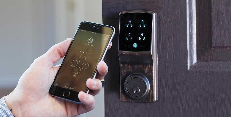 Дверной замок xiaomi: умный замок с отпечатком пальца и другие