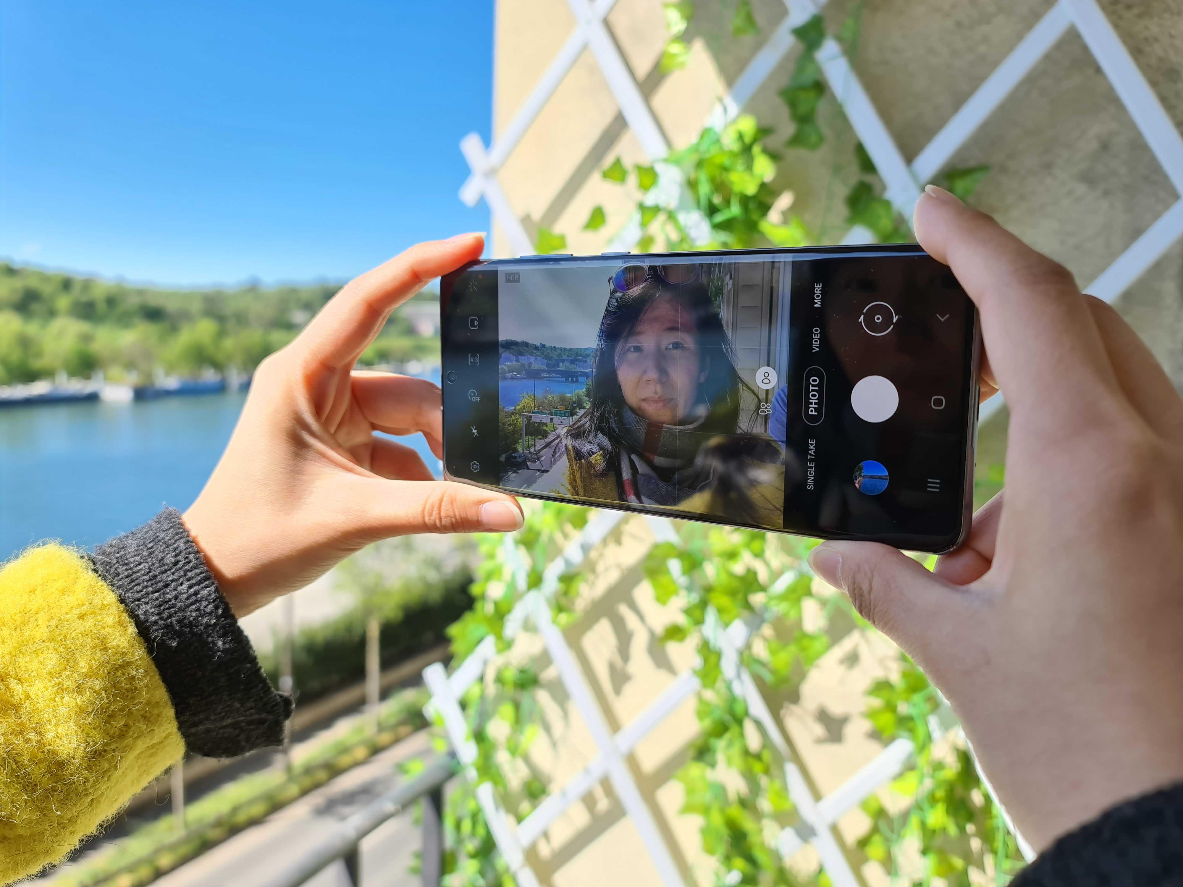 Как сделать камеру galaxy s10 еще лучше - androidinsider.ru