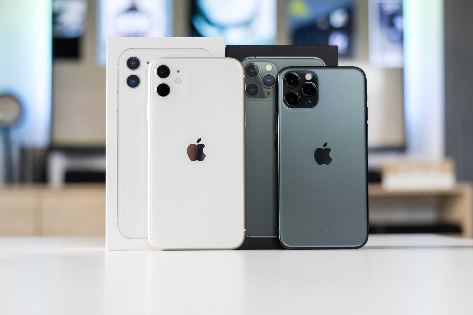 5 причин, почему я перешел на iphone 11 с iphone x